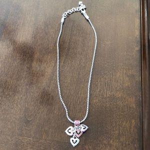 Brighton Vienna Heart Necklace